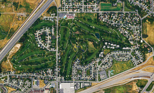 Oakridge Golf Course