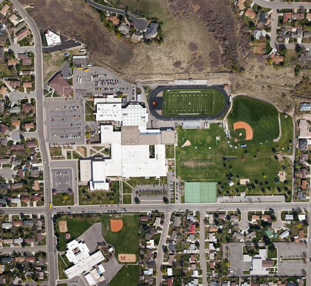 Timpview High School