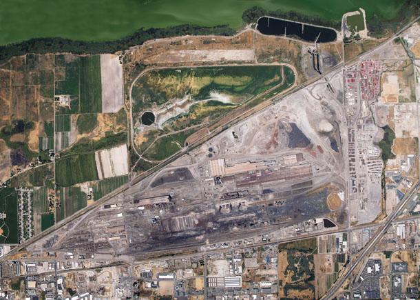 Geneva Steel de-construction