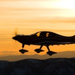Lancair Sunset