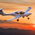 Diamond DA40 with a Garmin G1000 Panel